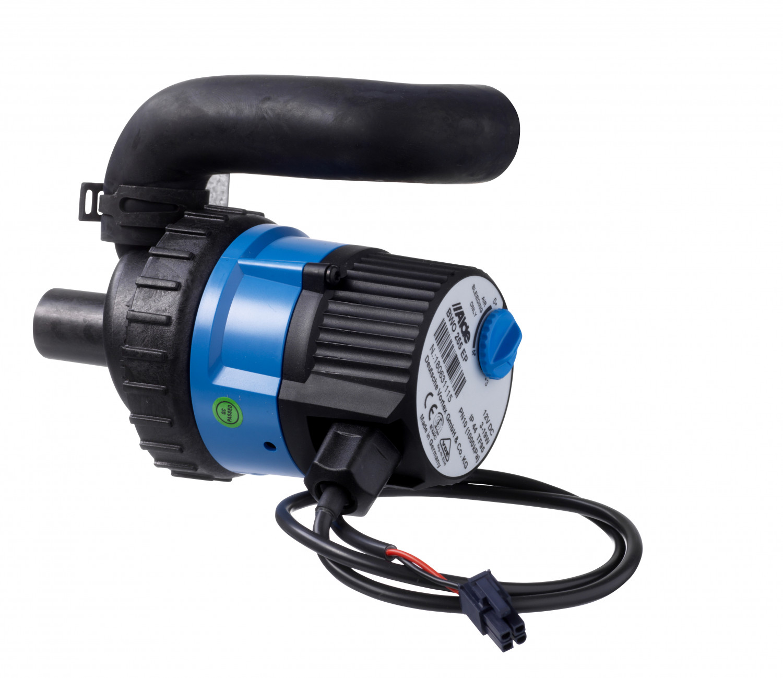 12 V inline circulation pump
